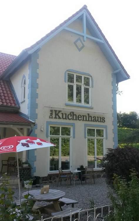 Suder Ratsel Nr 857 Gelost Das Kuchenhaus In Brodersby